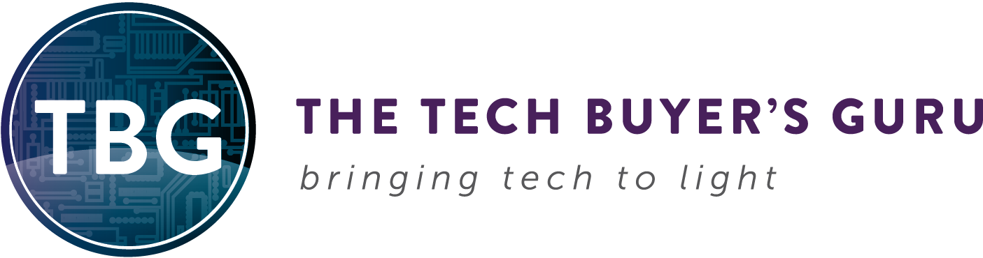 The Tech Buyer's Guru Logo